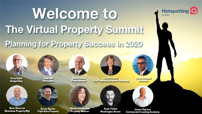 Virtual Property Summit