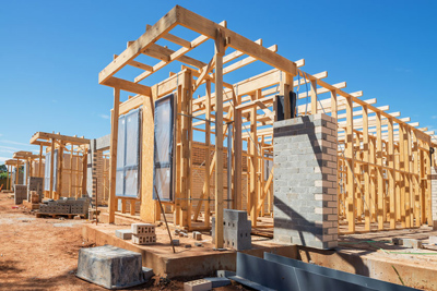 Record Level Of New Home Building