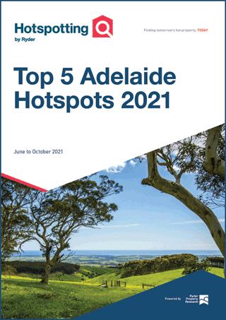 Top 5 Adelaide Hotspots