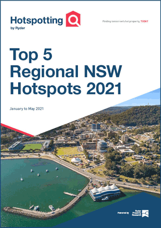 NSW Regional Hotspots