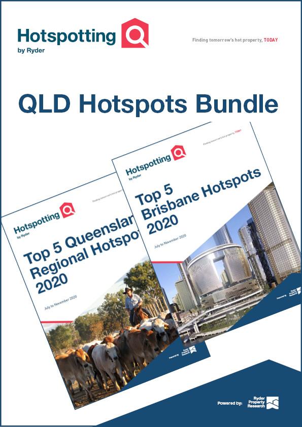 Top 5 QLD Hotspots Bundle