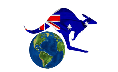 AUSTRALIA TO LEAD GLOBAL RECOVERY