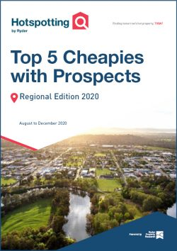 Cheapies with Prospects regional