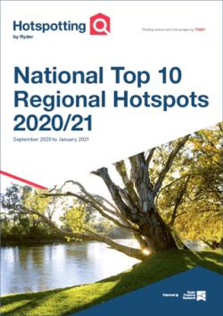Top 10 Regional Hotspots