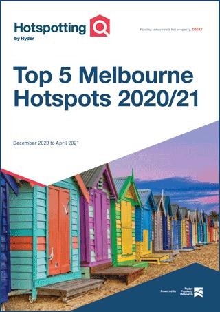 Top 5 Melbourne Hotspots