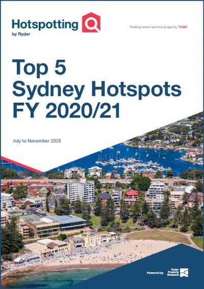 Top 5 Sydney Hotspots