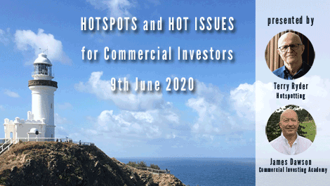 Hotspots and Hot Issues for Commercial Investors