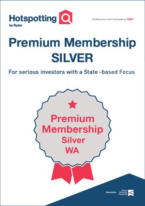 Premium Silver membership - WA