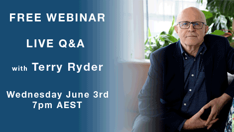 Live Q&A with Terry Ryder