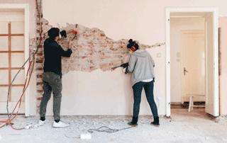 Renovations Boom Under Way