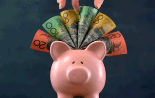 Australians improve financial wellbeing