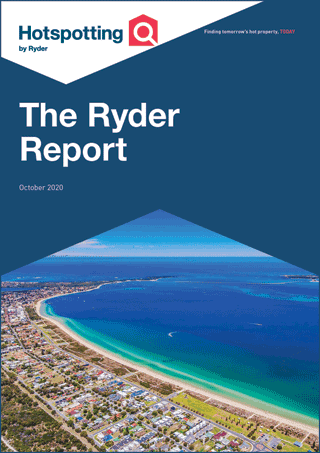 The Ryder Report Oct 2020