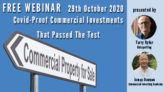 Covid-Proof Commercial Investments That Passed The Test