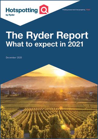 The Ryder Report Dec 2020