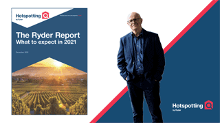 The Ryder Report Dec 2020