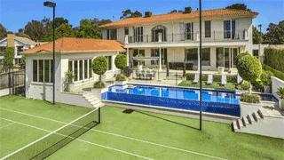 Sales Of Tennis Court Homes Soar