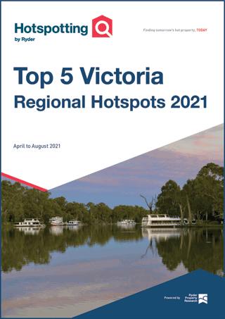 Top 5 Vic Regional Hotspots