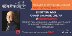 Why Invest In hervey bay